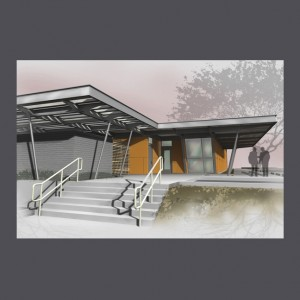Orange Grove Animal Hospital [Unbuilt Option]