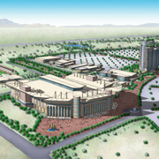 Ardiente Center Master Plan