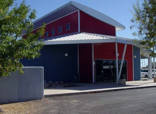Willcox Daycare | Scott Rumel Architect