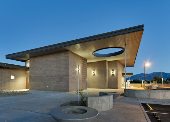 Sierra Vista Police Station